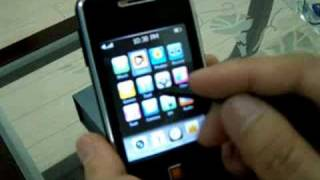 Download MP4 player touch screen Video