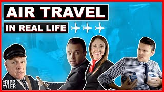 Download Air Travel In Real Life Video