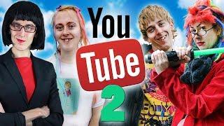 Download SI NOS PERSONNAGES ÉTAIENT YOUTUBEURS 2 Video