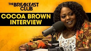Download Cocoa Brown On Her Comedy Come-Up, Disloyal Men In Her Life + More Video