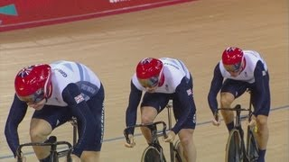 Download Men's Team Sprint - First Round | London 2012 Olympics Video