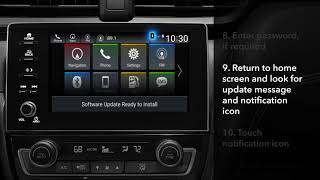 Download Honda Insight: How to Update Display Audio Software Wirelessly Video