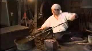 Download 刀匠古川清行 日本刀のできるまで(日本刀製作) 前半 Video