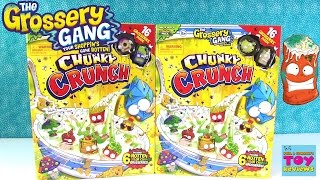 Download Color Change Grossery Gang Chunky Crunch Cereal Box Opening | PSToyReviews Video