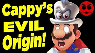 Download Super Mario Odyssey: The DARK Truth Behind Cappy! | Culture Shock Video