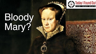 Download Who Invented the Bloody Mary Drink? (and Who is it Really Named After) Video