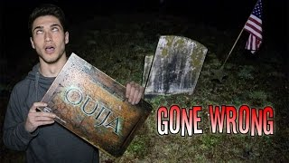 Download OUIJA BOARD IN A CEMETERY GONE TERRIBLY WRONG ( HE GOT POSSESSED ) Video