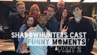 Download Shadowhunters Cast Funny Moments Part 2 Video