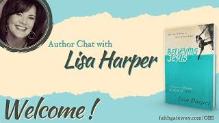 Download Believing Jesus Kickoff with Lisa Harper Video
