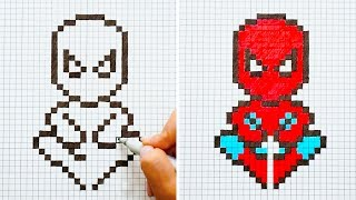 Download 20 FUN ART IDEAS TO HELP YOU KILL TIME Video