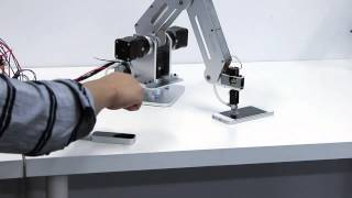 Download Dobot Arm: Brings Industrial Precision to Every Maker's Desktop Video