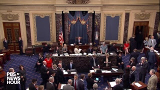 Download Watch Live: Senate debates Health Care Video