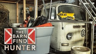 Download Corvette powered VW Pickup and an Ed Roth Hot Rod | Barn Find Hunter - Ep. 54 Video