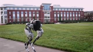 Download Cassie - Next Generation Robot Video