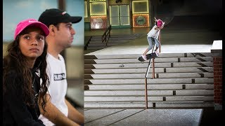 Download Brazil's RAYSSA LEAL: An 11-Year-Old Skateboard Prodigy Video