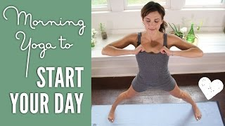 Download Morning Yoga - Yoga To Start Your Day! Video