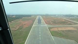 Download Landing in Accra, Ghana - Cockpit View Video
