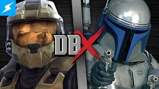 Download Master Chief VS Jango Fett (Halo VS Star Wars) | DBX Video