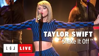 Download Taylor Swift - Shake It Off - Live du Grand Journal Video