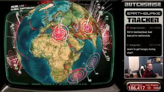 Download 1/15/2017 - Nightly Earthquake Update + Forecast - 48hours left for Large EQ Watch in West Pacific Video