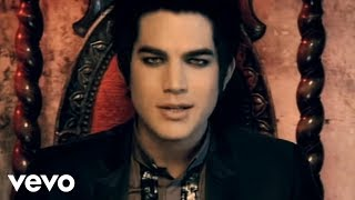 Download Adam Lambert - For Your Entertainment Video