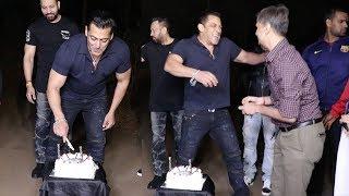 Download Salman Khan's GRAND 53rd Birthday Celebration 2018 At Panvel Farmhouse Video