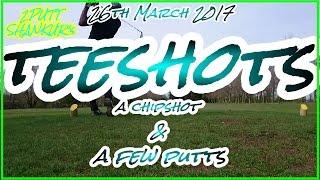 Download TEESHOTS CHIPSHOT & A FEW PUTTS | 2PUTTSHANKUR Video