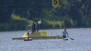 Download ICF Canoe Sprint World Cup 2 . 2018 DUISBURG,Germany. C1 men 1000 m Final A Video