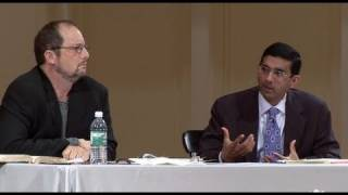 Download Theodicy, God and Suffering - A debate between Dinesh D'Souza and Bart Ehrman Video