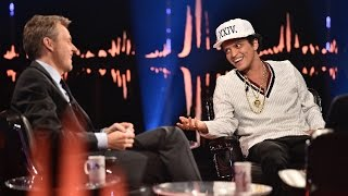 Download Interview with Bruno Mars ″That's the hardest question anyone has ever asked me″ Video