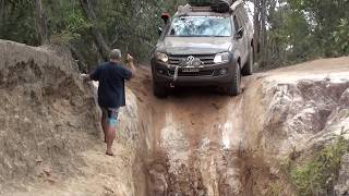 Download VW Amarok Tackling Gunshot Creek Sept 2015 Video