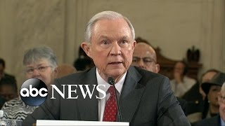 Download Jeff Sessions Comes Under Fire During Attorney General Confirmation Hearing Video