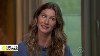 Download Gisele Bündchen's comments spark questions about Tom Brady concussions Video