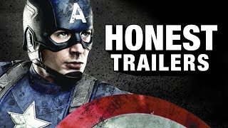 Download Honest Trailers - Captain America: The First Avenger Video