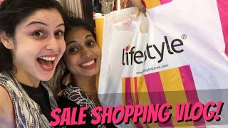 Download Lifestyle Sale Shopping Vlog!!! Video