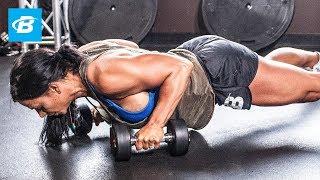 Download Ashley Horner's Full-Body Rest-Less Workout | Tabata Video