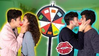 Download LA RULETA DE BESOS EXTREMA!! *en parejas* Video