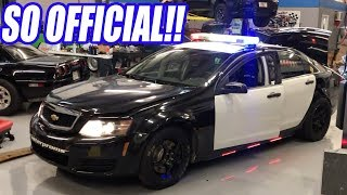 Download Found a MAJOR Issue With My Caprice Cop Car. Will It Be Enough To Run 9's? Video