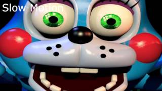 Download All FNAF Jumpscares 1-4 In Normal Slow And Fast Motion Video