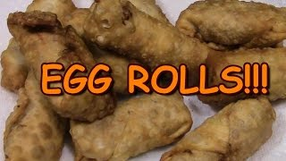 Download Home Made Egg Rolls & A trip to an Asian Market! Video