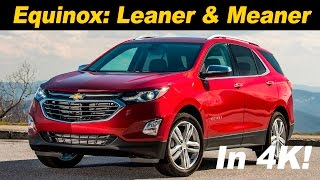 Download 2018 Chevrolet Equinox First Drive Review   In 4K UHD! Video