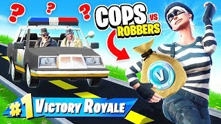 Download COPS & ROBBERS in Fortnite Battle Royale Video