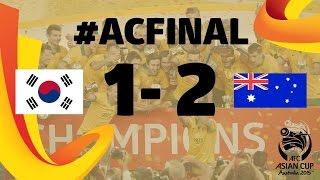 Download FINAL: Korea Republic vs Australia- AFC Asian Cup Australia 2015 Video