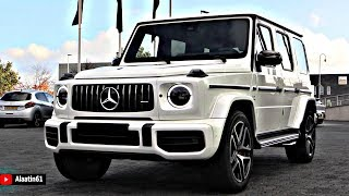 Download 2019 Mercedes G63 AMG 4 MATIC + BRUTAL SOUND FULL Review G Wagon Interior Exterior Video