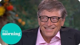 Download Bill Gates Talks Dropping Out Of College And Reveals His Biggest Extravagance | This Morning Video