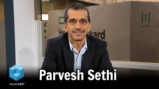 Download Parvesh Sethi, HPE - HPE Discover 2017 Video