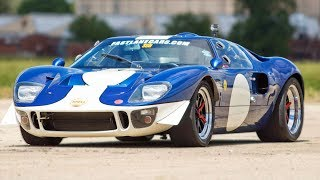 Download Old School Ford GT40 DESTROYS a Hellcat…Hell Yeah! Video