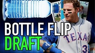 Download THE SECOND BOTTLE FLIP DRAFT!!! MLB THE SHOW 16 BATTLE ROYALE Video