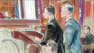 Download Jury hears prosecutors' closing argument in Paul Manafort trial Video