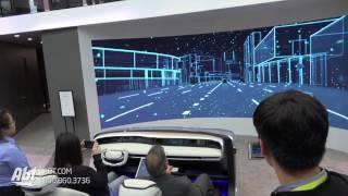 Download CES 2017 - Autonomous Driving - Future of Cars? [Hyundai Mobis] Video